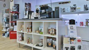 Service Center Koch Ladengeschäft Kaffeewelt