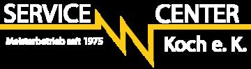 Service Center Koch Logo